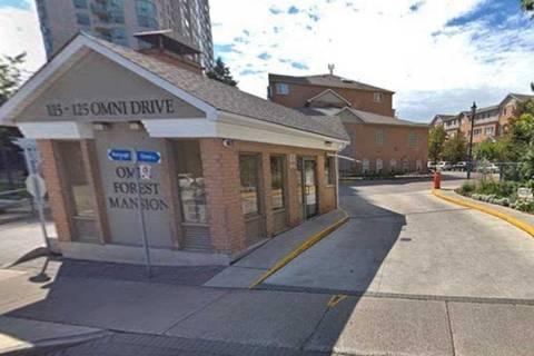 Condo for sale at 115 Omni Dr Unit 605 Toronto Ontario - MLS: E4473408
