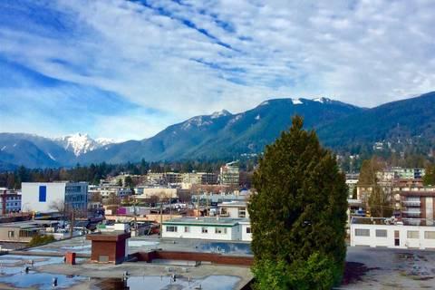 Condo for sale at 135 17th St E Unit 605 North Vancouver British Columbia - MLS: R2434823
