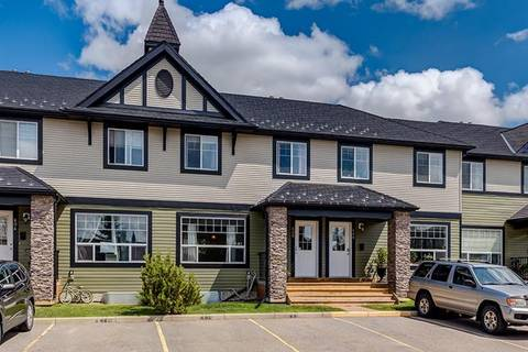 Townhouse for sale at 140 Sagewood Blvd Southwest Unit 605 Airdrie Alberta - MLS: C4257326