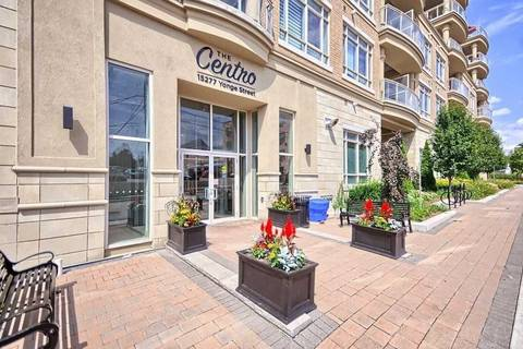 Condo for sale at 15277 Yonge St Unit 605 Aurora Ontario - MLS: N4713045