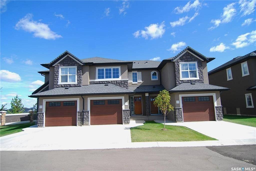 Townhouse for sale at 2012 Pohorecky Cres Unit 605 Saskatoon Saskatchewan - MLS: SK792421
