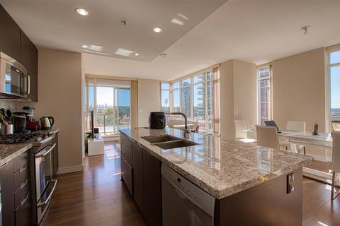 Condo for sale at 2077 Rosser Ave Unit 605 Burnaby British Columbia - MLS: R2390044