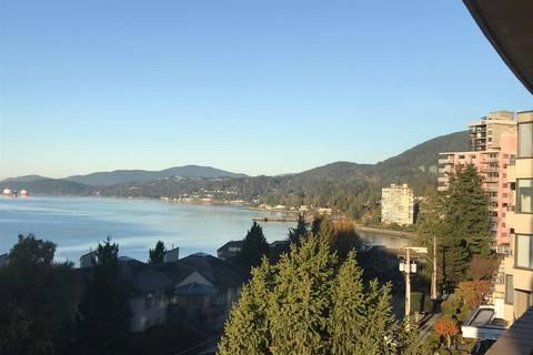 Condo for sale at 2135 Argyle Ave Unit 605 West Vancouver British Columbia - MLS: R2367767