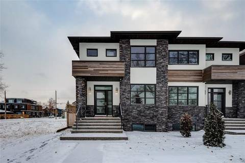 Townhouse for sale at 605 22 Ave Northwest Calgary Alberta - MLS: C4281290