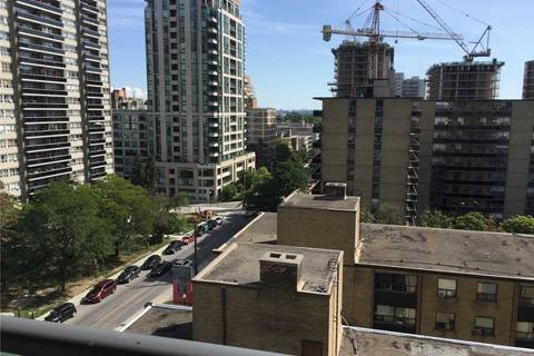 Condo for sale at 25 Broadway Ave Unit 605 Toronto Ontario - MLS: C4646231