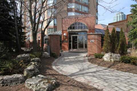 Condo for sale at 25 Fairview Rd Unit 605 Mississauga Ontario - MLS: W4864765