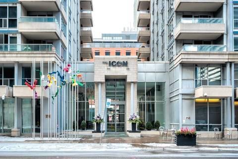 Apartment for rent at 270 Wellington St Unit 605 Toronto Ontario - MLS: C4697867