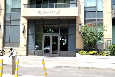 Condo for sale at 28 Uptown Dr Unit 605 Markham Ontario - MLS: N4523009