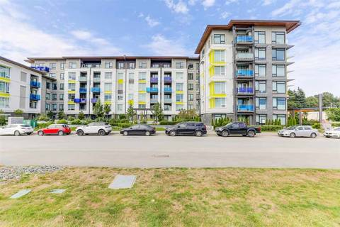 Condo for sale at 3289 Riverwalk Ave Unit 605 Vancouver British Columbia - MLS: R2389655