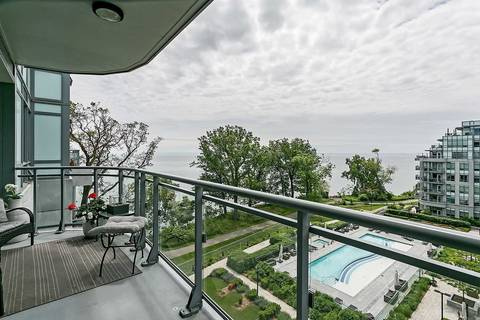 Apartment for rent at 3500 Lakeshore Rd Unit 605 Oakville Ontario - MLS: W4614011