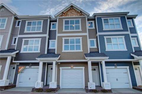 Townhouse for sale at 355 Nolancrest Ht Northwest Unit 605 Calgary Alberta - MLS: C4297445