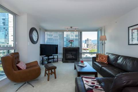 Condo for sale at 499 Broughton St Unit 605 Vancouver British Columbia - MLS: R2356454
