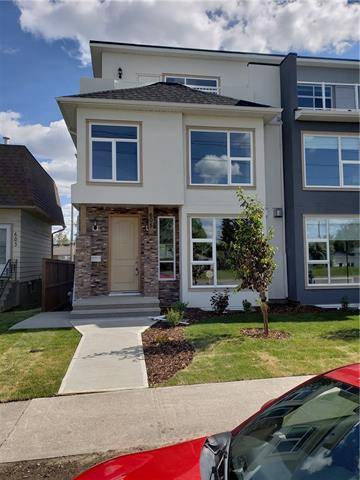 Townhouse for sale at 605 50 Ave Southwest Calgary Alberta - MLS: C4243346