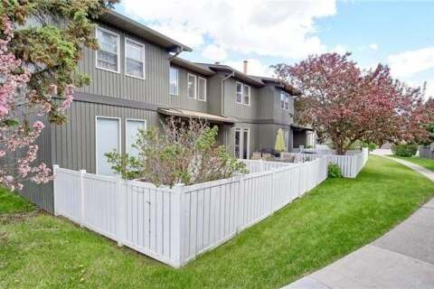 Townhouse for sale at 5340 17 Ave Southwest Unit 605 Calgary Alberta - MLS: C4301797