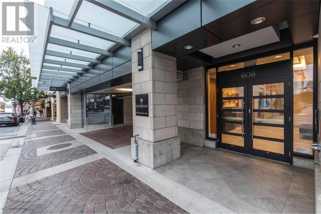 Condo for sale at 608 Broughton St Unit 605 Victoria British Columbia - MLS: 423466