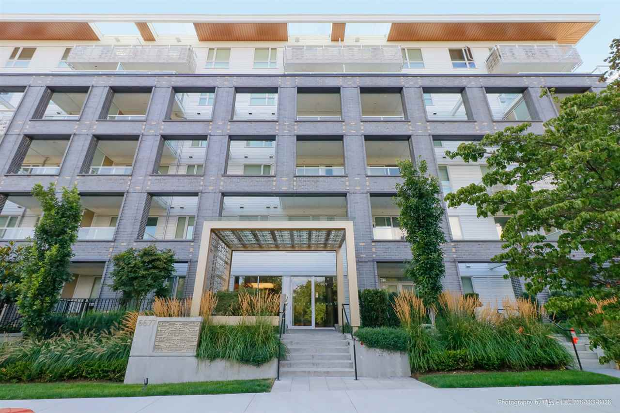 Buliding: 6677 Cambie Street, Vancouver, BC