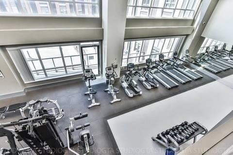 Apartment for rent at 68 Canterbury Pl Unit 605 Toronto Ontario - MLS: C4425559