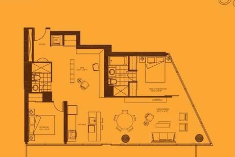 Apartment for rent at 832 Bay St Unit 605 Toronto Ontario - MLS: C4461911