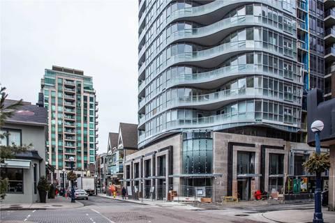 Apartment for rent at 88 Cumberland St Unit 605 Toronto Ontario - MLS: C4702228