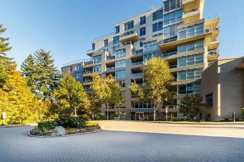Condo for sale at 9262 University Cres Unit 605 Burnaby British Columbia - MLS: R2412545