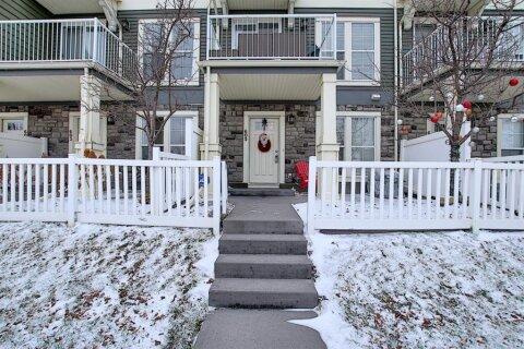 Townhouse for sale at 605 Auburn Bay  Blvd SE Calgary Alberta - MLS: A1047935