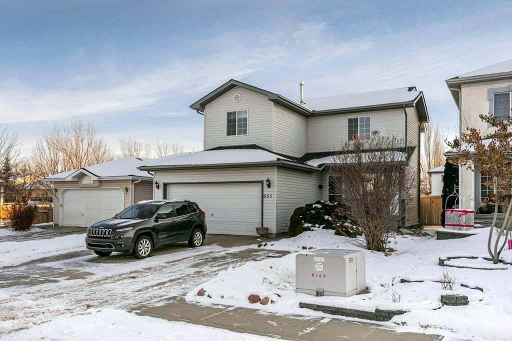 House for sale at 605 Bevington Pl Nw Edmonton Alberta - MLS: E4183479