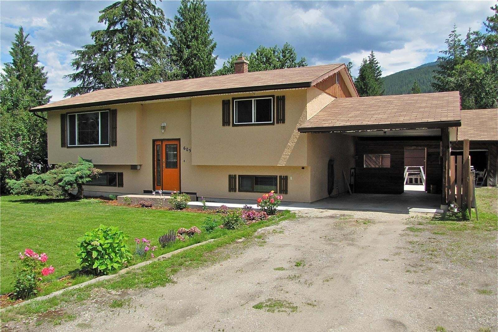 House for sale at 605 Birch Ave Sicamous British Columbia - MLS: 10210215