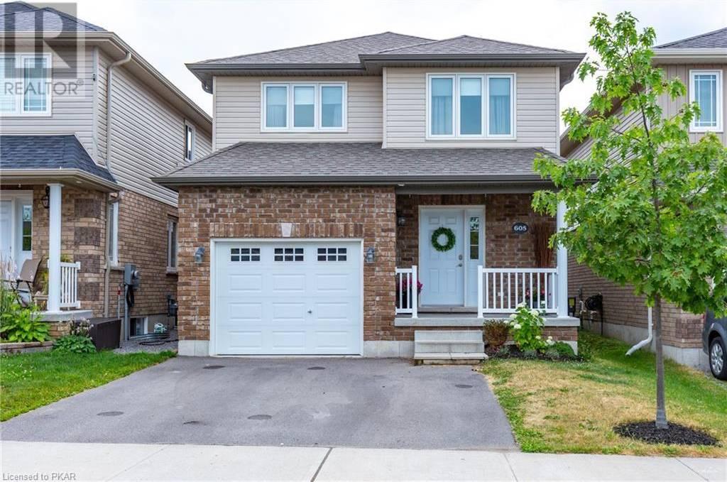 House for sale at 605 Goodwin Te Peterborough Ontario - MLS: 214365