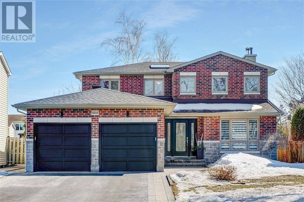 House for sale at 6050 Piedmont Pl Ottawa Ontario - MLS: 1187801
