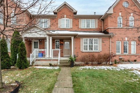Townhouse for sale at 6050 Silken Laumann Wy Mississauga Ontario - MLS: W5001230
