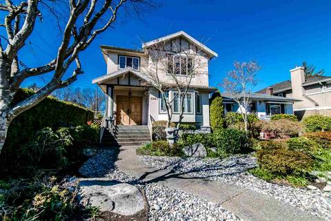 House for sale at 6051 Larch St Vancouver British Columbia - MLS: R2352764