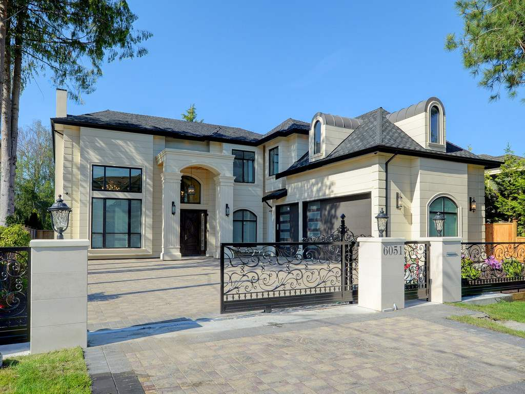 For Sale: 6051 Maple Road, Richmond, BC | 5 Bed, 6 Bath House for $4,380,000. See 20 photos!