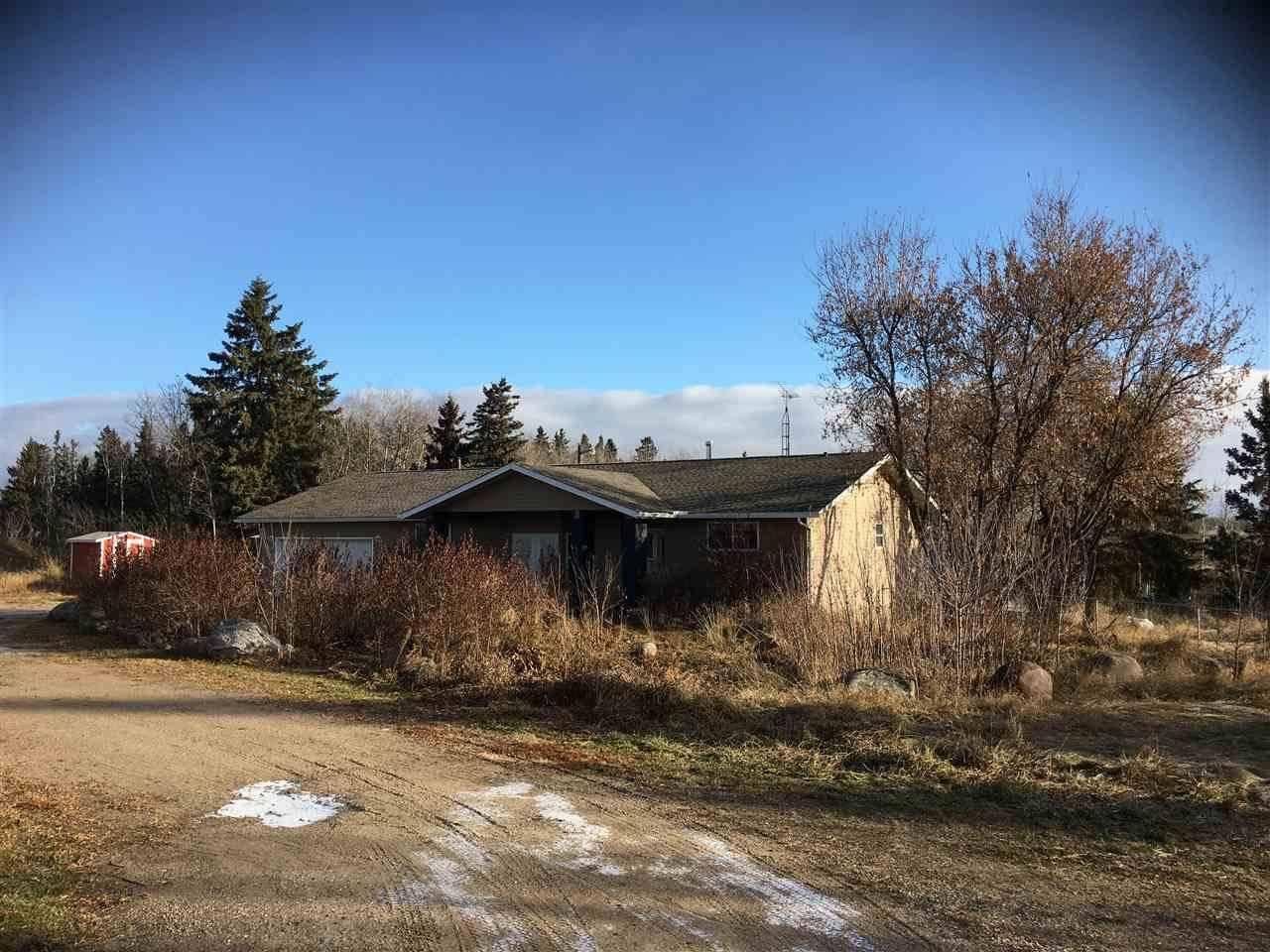 House for sale at 60527 Rge Rd Rural Bonnyville M.d. Alberta - MLS: E4179972