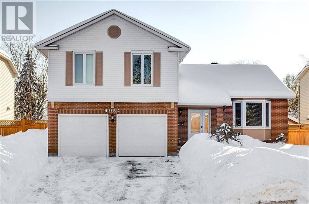 House for sale at 6054 Voyageur Dr Ottawa Ontario - MLS: 1182362