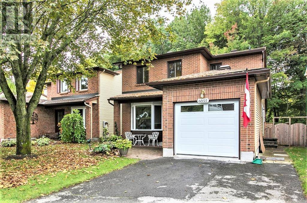 House for sale at 6055 Ridgelea Pl Ottawa Ontario - MLS: 1172765