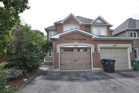 Townhouse for sale at 6058 Clover Ridge Cres Mississauga Ontario - MLS: W4544024