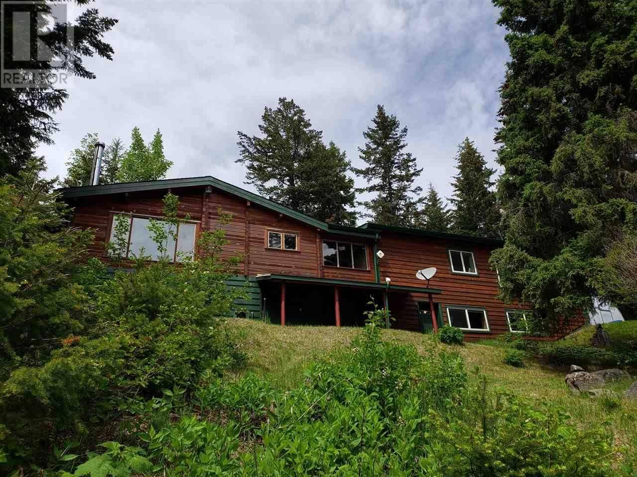 House for sale at 6059 Mahood Lake Rd Deka Lake / Sulphurous / Hathaway Lakes British Columbia - MLS: R2441733