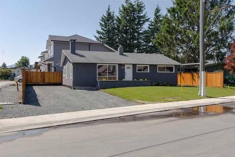 House for sale at 6059 Miller Dr Sardis British Columbia - MLS: R2433482