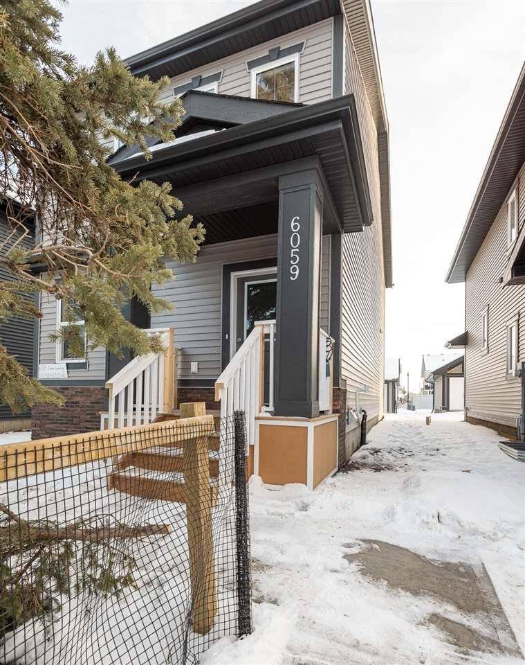 House for sale at 6059 Naden Landng Nw Edmonton Alberta - MLS: E4186601