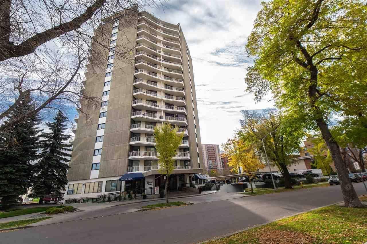 Condo for sale at 10045 117 St Nw Unit 606 Edmonton Alberta - MLS: E4177356