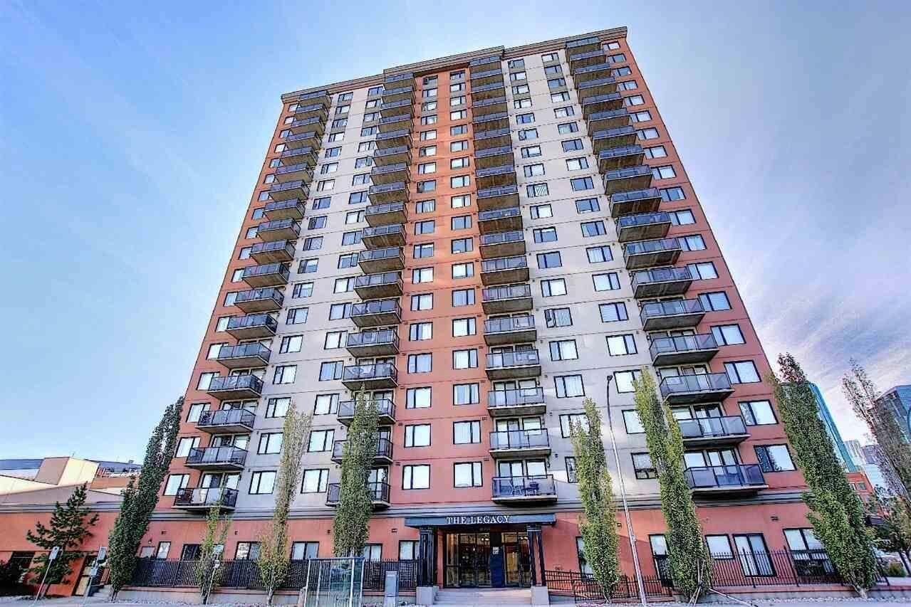 Condo for sale at 10303 105 St NW Unit 606 Edmonton Alberta - MLS: E4216218
