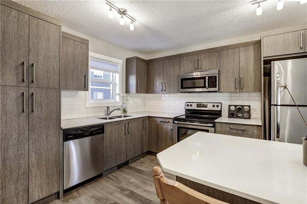 Townhouse for sale at 1225 Kings Heights Wy SE Unit 606 Kings Heights, Airdrie Alberta - MLS: C4282699