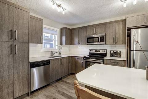 Townhouse for sale at 1225 Kings Heights Wy Southeast Unit 606 Airdrie Alberta - MLS: C4282699