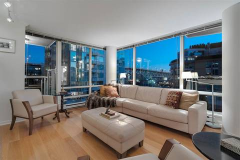 Condo for sale at 1500 Hornby St Unit 606 Vancouver British Columbia - MLS: R2447198
