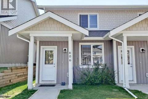 Townhouse for sale at 1617 88 Ave Unit 606 Dawson Creek British Columbia - MLS: 178792