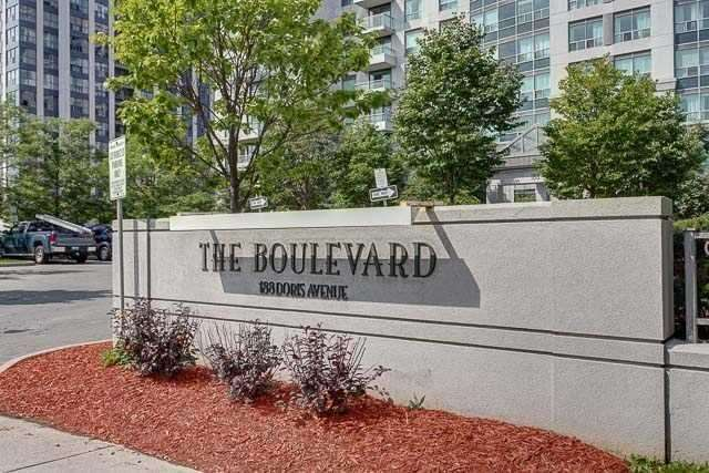 Condo For Sale At 188 Doris Ave Unit 606 Toronto Ontario