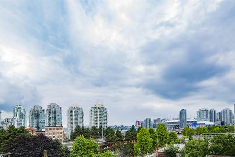 Condo for sale at 221 Union St Unit 606 Vancouver British Columbia - MLS: R2378263