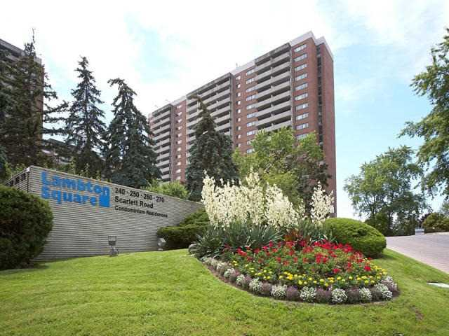 Sold: 606 - 250 Scarlett Road, Toronto, ON