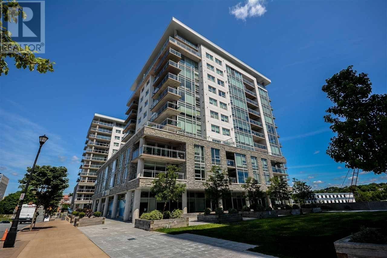 Condo for sale at 31 Kings Wharf Pl Unit 606 Dartmouth Nova Scotia - MLS: 201916776