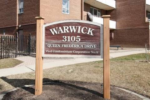 Condo for sale at 3105 Queen Frederica Dr Unit 606 Mississauga Ontario - MLS: W4694708